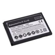 Insten® 333554 3.7 VDC Rechargeable Li-ion Battery For HTC EVO 4G, Black