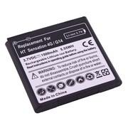 Insten® 424212 3.7 VDC Rechargeable Li-ion Battery For HTC Sensation, White
