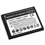 Insten® 362031 3.7 VDC Rechargeable Li-ion Battery For HTC ThunderBolt 4G/myTouch 4G, Black