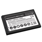 Insten® 363878 3.7 VDC Rechargeable Li-ion Battery For Motorola MB810 Droid X, Black