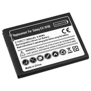 Insten® 391104 3.7 VDC Rechargeable Li-ion Battery For Samsung Galaxy S II / S2 i9100, Black