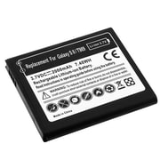 Insten® 525297 3.7 VDC Rechargeable Li-ion Battery For Samsung Galaxy S II SGH-T989, Black