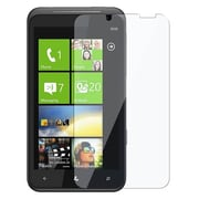 Insten® Reusable Screen Protector For HTC Titan, Clear