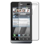 Insten® Reusable Screen Protector For Motorola Droid 3 XT862, Clear