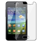Insten® Reusable Screen Protector For Samsung Wave M S7250, Clear