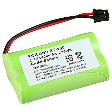 Insten® 316583 1400mAh 2.4 V Ni-MH Cordless Phone Battery For Uniden BT-1007