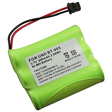 Insten® 287897 800mAh 3.7 V Ni-MH Cordless Phone Battery For Uniden BT-905
