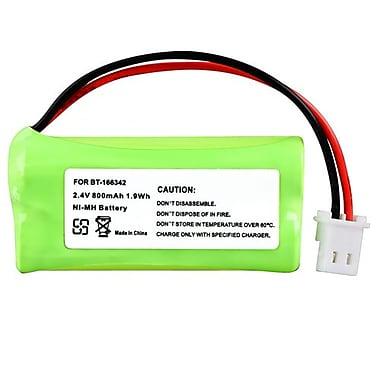 Insten® 1171049 2.4 V Ni-MH Cordless Phone Battery For VTech BT-166342