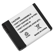 Insten® 680505 3.7 VDC Rechargeable Li-ion Battery For Digital Camera AHDBT-001, Black