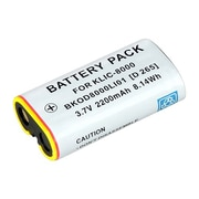 Insten® 228092 3.7 V Rechargeable Li-ion Battery For Kodak KLIC-8000