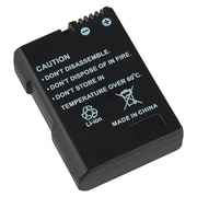 Insten® 813374 7.4 V Rechargeable Decoded Li-ion Battery For Nikon EN-EL14, Black