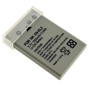 Insten® 280644 2-Piece DV Battery Bundle For Coolpix 7900/P5000
