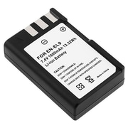 Insten® 221596 7.4 V Rechargeable Li-ion Battery For Nikon EN-EL9, Black