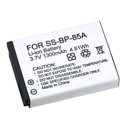 Insten® 405649 3.7 VDC Rechargeable Li-ion Battery For Samsung BP-85A, White