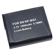 Insten® 229147 3.7 VDC Rechargeable Li-ion Battery For Sony CyberShot DSC-N1, Black