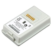 Insten® 719530 Ni-MH Rechargeable Replacement Battery For Microsoft Xbox 360/Xbox 360 Slim, White