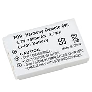 Insten® 31586 Li-ion Replacement Battery For Logitech Harmony Remote 890, White