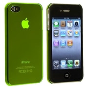 Insten®  Slim Fit Snap-in Cases For Apple iPhone 4/4S, Yellow