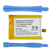 Insten® 487385 3.7V DC 1200 mAh Rechargeable Li-ion Battery For Apple iPod Touch 3rd Generation