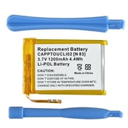 Insten® 487386 3.7V DC 1200 mAh Rechargeable Li-ion Battery For Apple iPod Touch 4th Generation