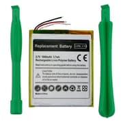 Insten® 253407 3.7V DC 1000 mAh Rechargeable Li-ion Polymer Battery For Apple iPod touch 1st Gen