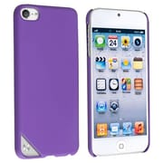 Insten® Snap-in Rubber Coated Case For Apple iPod Touch® 5