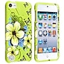 Insten® Snap-in Rubber Coated Case For Apple iPod