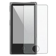 Insten® Colorful Diamond Screen Protector For Apple iPod nano® 7, Clear
