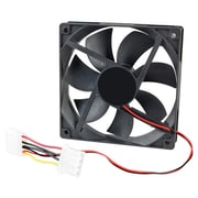 "Insten® 1860601 4.7"" Computer Chassis Cooling Fan, 2500 RPM, Black"