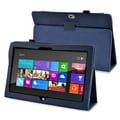 Insten® Durable Leather Stand Cases For Microsoft Surface RT / Surface 2
