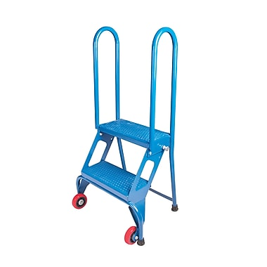 Kleton Portable Folding Ladders, 2 Step