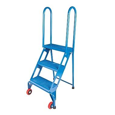 Kleton Portable Folding Ladders, 3 Step