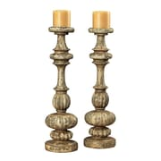 Sterling Industries 58293-191699 Flemish Carved Candle Holders