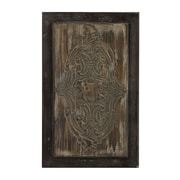 """Sterling Industries 58226-86559 """"Quayle"""" Wall Decor, 27""""H x 17""""W"""