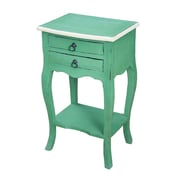 """Sterling Industries 58265005039 27"""" Rectangle Irvine End Table, Painted"""