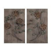 Sterling Industries 582137-015-S29 Finningley - Set of 2 Wall Decor, 30H x 18W