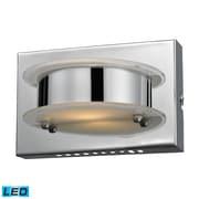 Elk Lighting Northholt 58281010-19 5 x 7 1 Light Vanity, Chrome