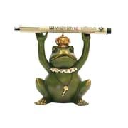 """Elk Ligting/Sterling Industries Industries 5827-81989 4"""" Superior Frog Gatekeeper Pen Holder"""