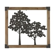"Sterling Industries 582138-0449 ""Sherwood Tree"" Wall Decor, 22""H x 24""W"