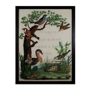 "Sterling Industries ""Duck Sanctuary"" Framed Wall Art, 42""H x 32""W"