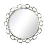 "Sterling Industries 582114-449 38""Dia Erin Round Wall Mirror"