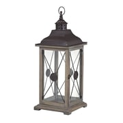 Sterling Industries Industries 582137-0039 Candle Holder Lantern