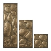 "Sterling Industries 582138-020-S39 ""Ramsey - Set of 3"" Wall Decor, 32""H x 10""W"