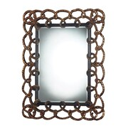 Sterling Industries 582115-049 51H x 39W Norwich Rectangle Wall Mirror