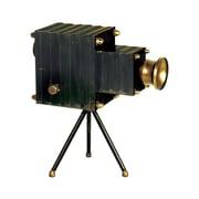 Sterling Industries 58251-82519 Portrait Camera Sculpture