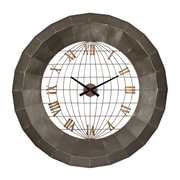 Sterling Industrial 582138-1519 Oban Wall Clock, White Face