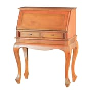 Sterling Industries Dursley 58265005609 Traditional Mahogany Wood Writing Desk
