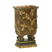 Sterling Industries Aviary 58291-19199 Gold Composite Table Vase