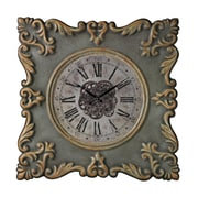 Sterling Industries 58226-86849 Nahant Reproduction Wall Clock, Antique Gray Face