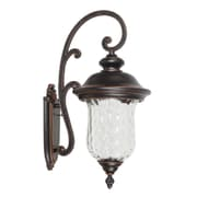 "Yosemite Home Decor 28"" x 16.8"" Metal Lights Exterior"